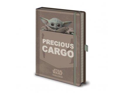 Star Wars: Mandalorian - zápisník - Precious Cargo