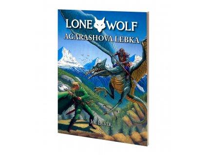 Lone Wolf - Agarashova lebka