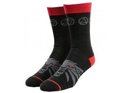 Ponožky Zaklínač - Monster s Bane