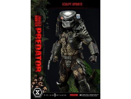Predator - Museum Masterline - socha - Jungle Hunter Predator