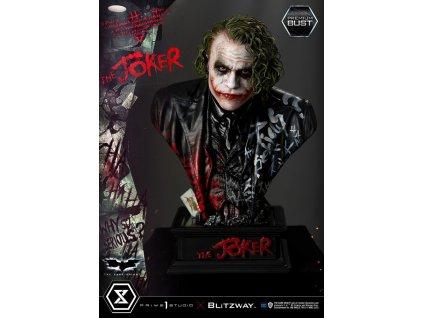 The Dark Knight Preamium busta The Joker (1)