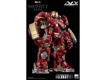 Infinity Saga DLX akční figurka Iron Man Mark 44 Hulkbuster (1)