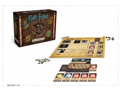Harry Potter - Boj o Bradavice - CZ