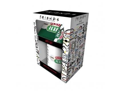 Friends - dárková sada - Central Perk