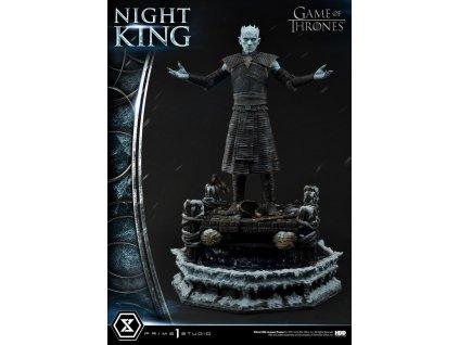 Game of Thrones socha Night King (1)