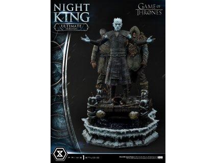 Game of Thrones socha Night King Ultimate Version (1)