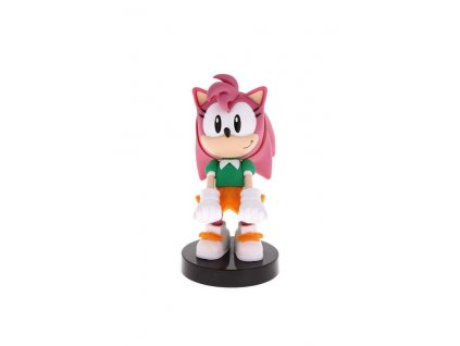 Sonic The Hedgehog cable guy Amy Rose (1)