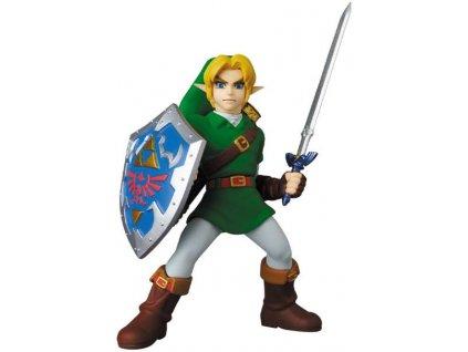Legend of Zelda UDF Mini figurka Link (Ocarina of Time) (1)