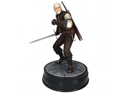 The Witcher 3 Wild Hunt soška Geralt Manticore (1)