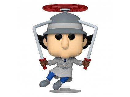 Inspector Gadget funko figurka Inspector Gadget Flying (1)