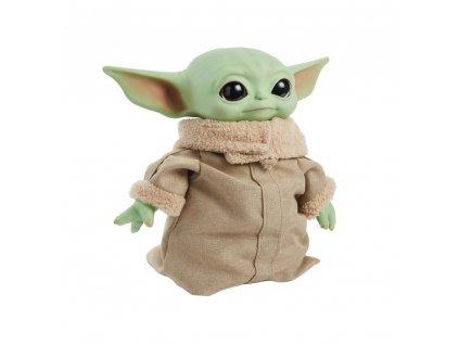 Star Wars The Mandalorian plyšová figurka The Child (1)