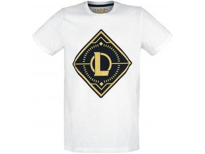 League of Legends tričko Gold Logo