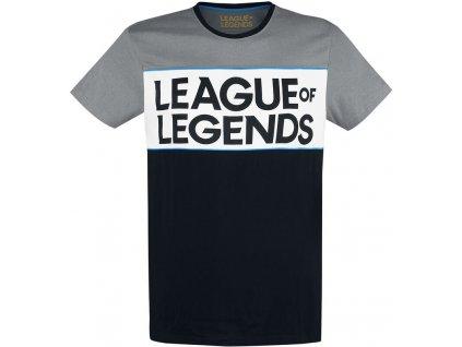League of Legends tričko Cut & Sew (1)