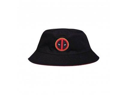 Deadpool klobouk Logo (1)