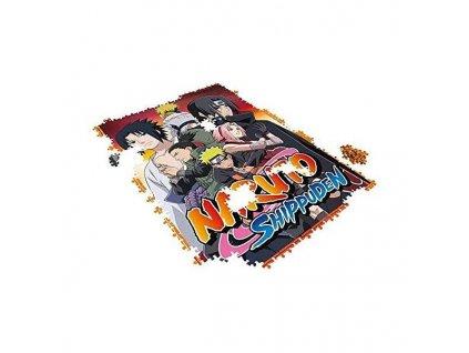 Naruto Shippuden puzzle Characters (500 dílků)