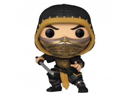 Mortal Kombat funko figurka Scorpion (1)