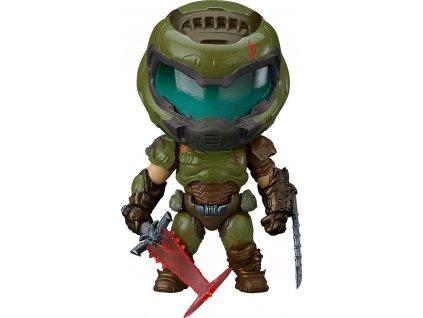 Doom Eternal Neondroid akční figurka Slayer (1)