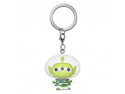 Toy Story funko klíčenka Alien as Buzz (1)