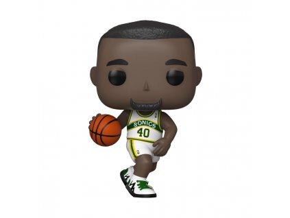 NBA Legends funko figurka Shawn Kemp (Sonics home) (1)