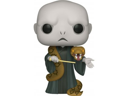 Harry Potter funko figurka Voldemort with Nagini (25 cm) (1)