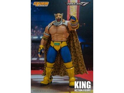 Tekken 7 akční figurka King (1)