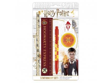 Harry Potter školní potřeby Nebelvír