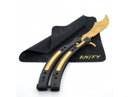 Butterfly Tiger Tooth 6