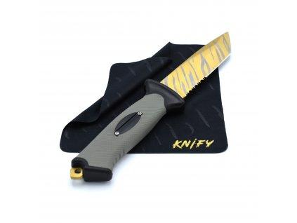 Knify Ursus TigerTooth 5