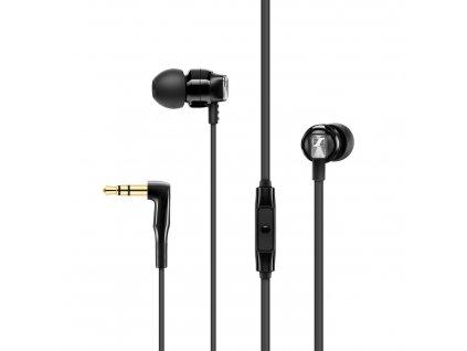 Sennheiser sluchátka CX 300S - černé