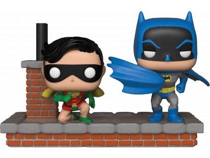 DC Comic Moment Batman 80th funko figurky Batman and Robin