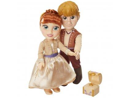 Frozen - set panenek - Anna a Krištof