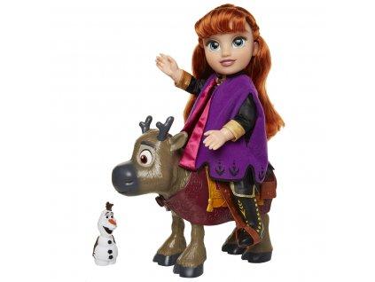 Frozen - sada - panenka Anna a kamarádi