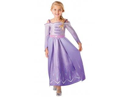 Frozen - speciální kostým - Elsa (Prologue) - vel. S