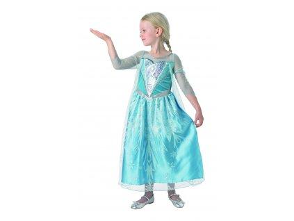 Frozen - prémiové šaty - Elsa - vel. M