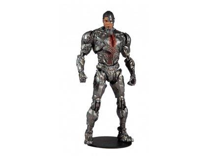 DC Justice League Movie akční figurka Cyborg (1)