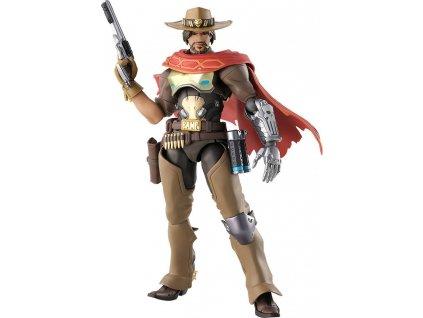Overwatch figma akční figurka McCree (1)