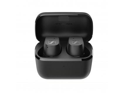 Sennheiser sluchátka CX True Wireless - černé
