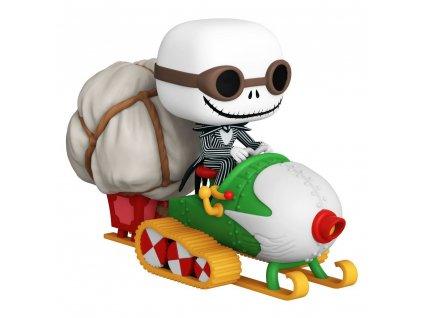 Ukradené Vánoce funko figurka Jack Skellington in Snowmobile (1)
