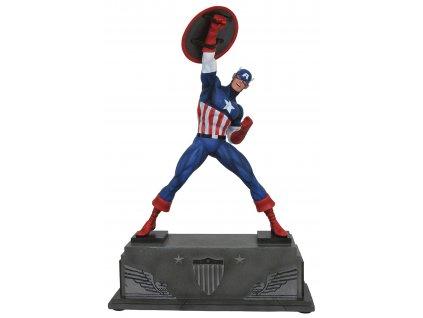 Marvel Premier Collection soška Captain America