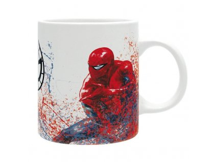 Hrnek Marvel - Venom vs. Spider-Man