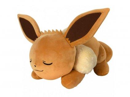 Pokémon - spící plyšák - Eevee
