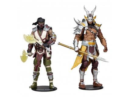 Mortal Kombat akční figurky Sub Zero & Shao Khanc (1)