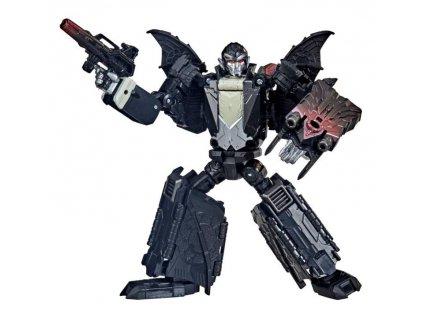 Universal Monsters Dracula x Transformers akční figurka Draculus (1)