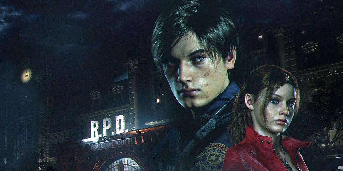 Resident evil 2 - závan nostalgie