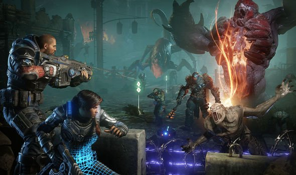 XBOX ONE Gears 5 Ultimate Edition