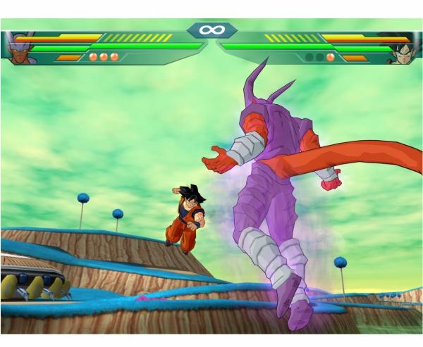 PS2 Dragon Ball Z - Budokai Tenkaichi