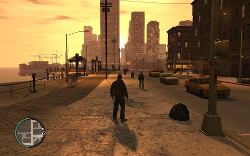 PS3 Grand Theft Auto IV