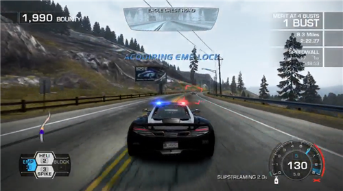 XBOX 360 Need for Speed: Hot Pursuit
