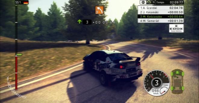 PS3 WRC 2: FIA World Rally Championship
