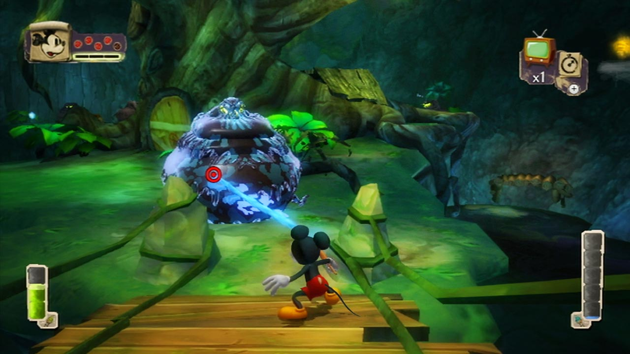 Wii Disney Epic Mickey